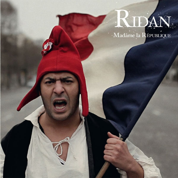 Promotion Guerilla Marketing du nouvel album de Ridan-0