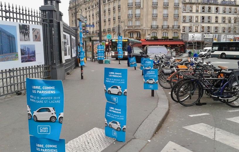 lancement Car2Go Paris-0
