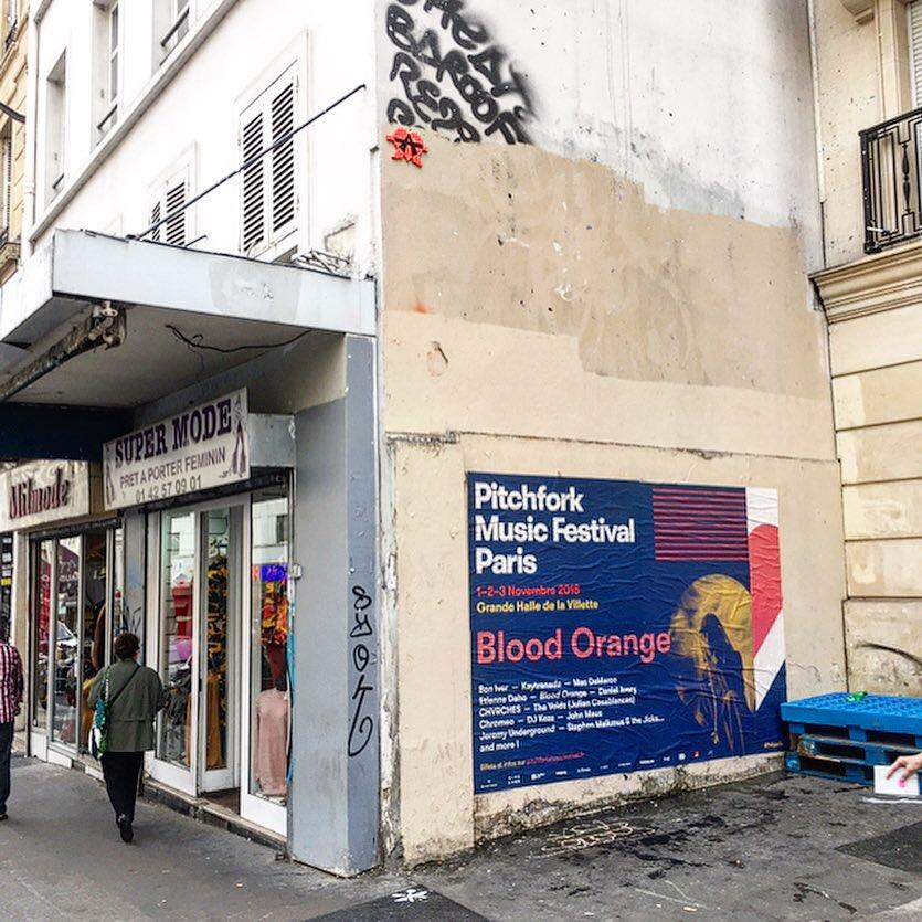 PITCHFORK MUSIC FESTIVAL PARIS-1