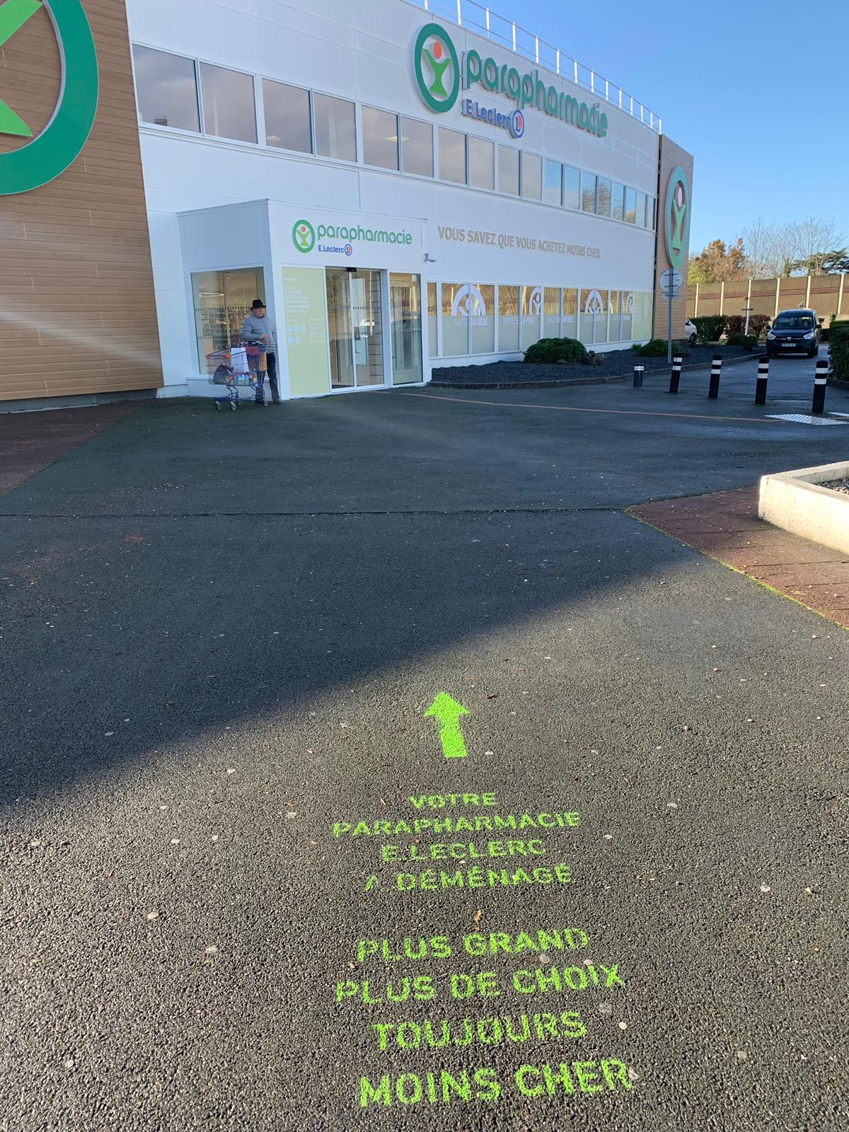 centre Leclerc Bordeaux – Clean Tag-0